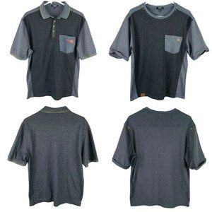 Lot of 2 Official McDonald's Work Shirt + Polo